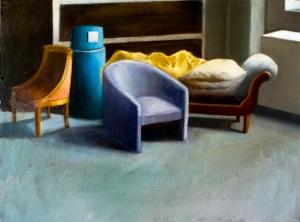 Chung.Conversation.oil.12x16.2012